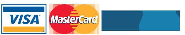 Resultado de imagen de visa, mastercard, paypal