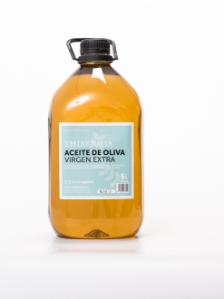 Aceite virgen extra Coupage 5 l.