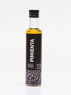 Aceite de oliva aderezado con Pimienta 250ml