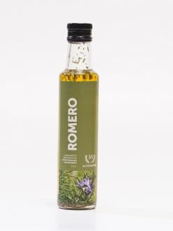 Aceite de oliva aderezado con Romero  250ml