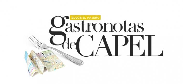 José Carlos Capel escribe sobre nosotros en el diario El País.